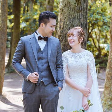 Jun & Hana陽明山浪漫婚紗