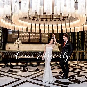 文華東方酒店 紐約新人Cesar & Beverly