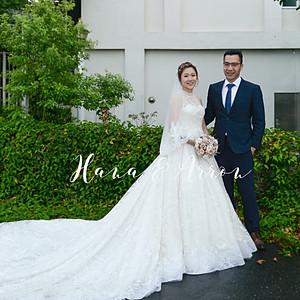 Aaron & Hana