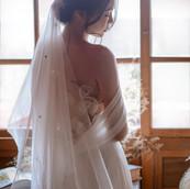 Chloe藝文風格美式婚紗