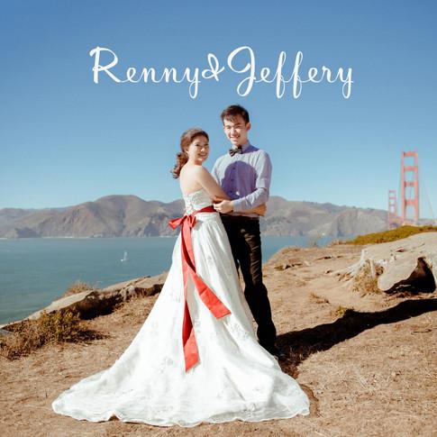 Jeffery&Renny From Los Angelas