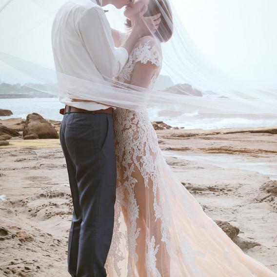 Ryan & Chuhan個性婚紗