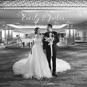 台北晶華酒店Justin & Emily