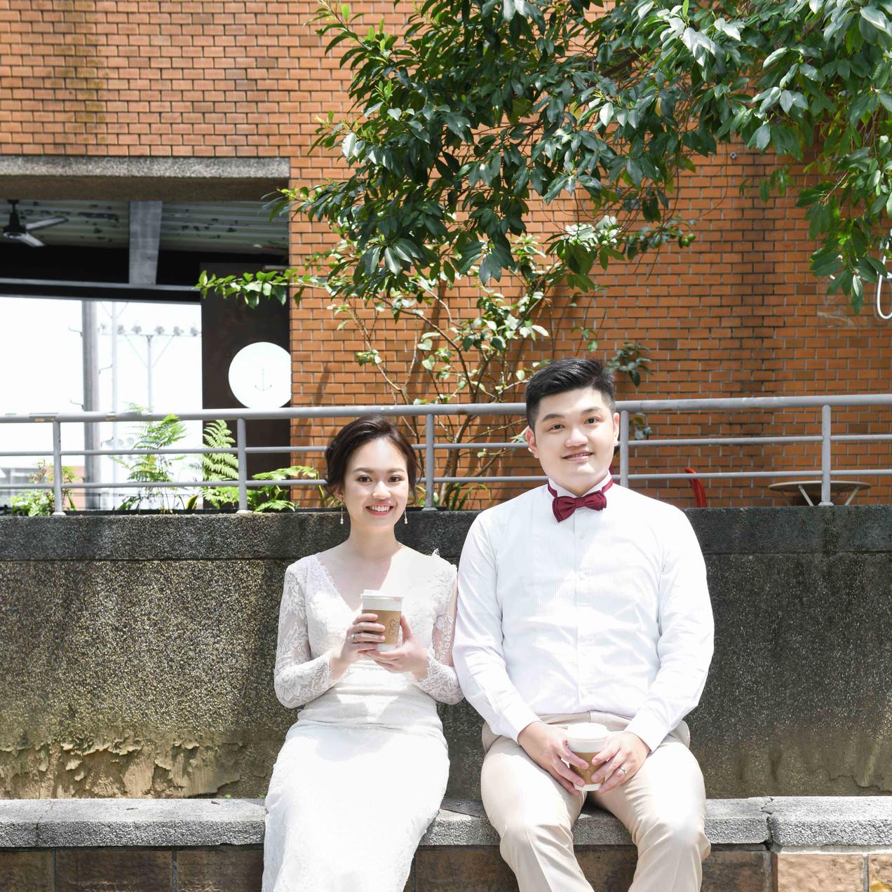顯學 & 律恩 美式婚紗
