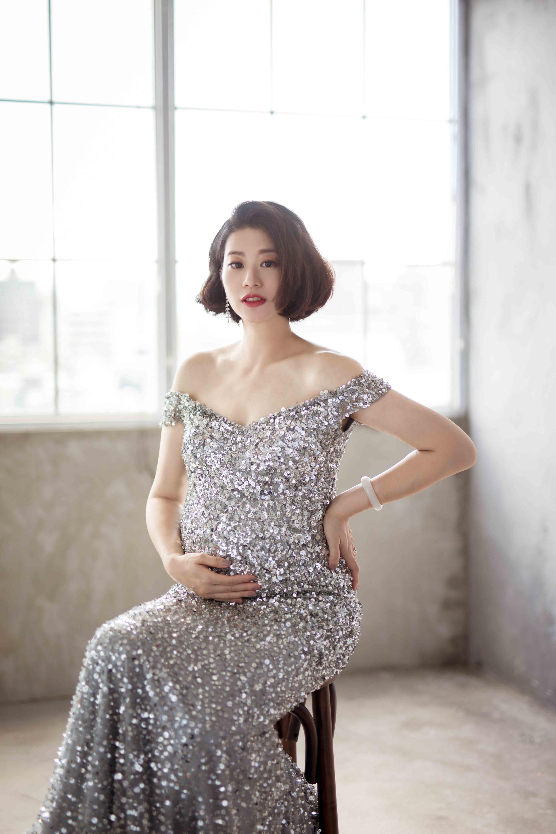 Nikki小閃 29週孕婦寫真