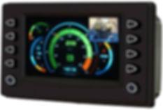 PV780 touchscreen CAN controller HMI FW Murphy