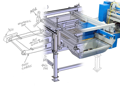 Machine automation mechatronic mechanism