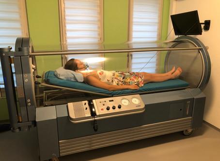 Fibromyalgie: Hyperbare Sauerstofftherapie kann helfen.