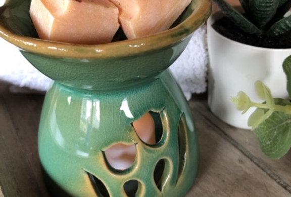 """Tulip Design"" Wax Melt Heater"