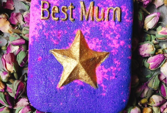 """Best Mum"" Bath bomb"