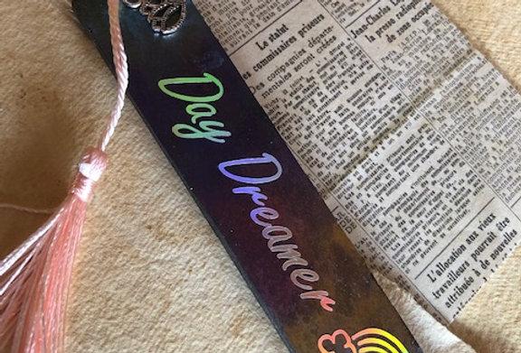 """""""Day Dreamer"""" Resin Bookmark"""