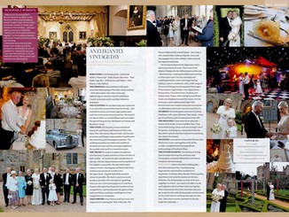 Linda and Alan's Real Wedding Feature