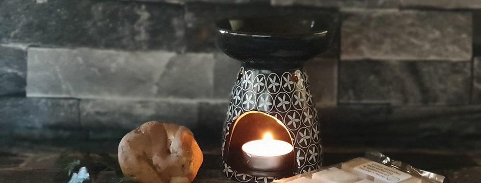 Black Eden wax melt warmer