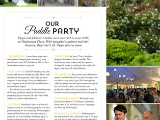 Images in Print - The Puddle Party