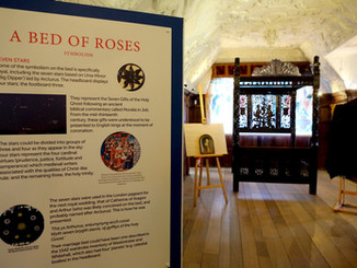 Hever Castle - The Bed of Roses