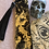 "Thumbnail: ""Black Shadow"" resin bookmark"