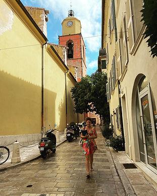 Visite guidée de Saint Tropez
