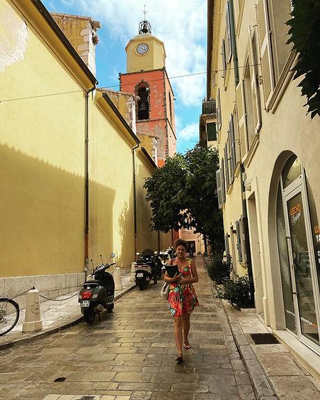 Guided tour Saint Tropez