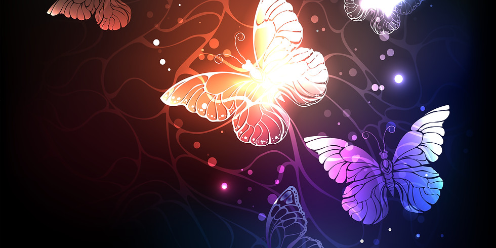 Esther's Butterfly Summit: An Interactive Experience  for Women on Love, Loss and Self-Actualization