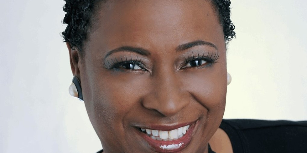 BEING FEARLESS: A BOOK SIGNING AND POETRY SLAM WITH AUTHOR , PERFORMER JOY JONES