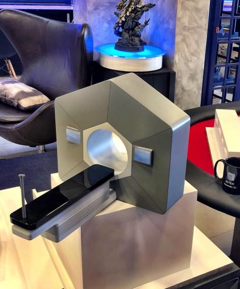 Maquete impressão 3D