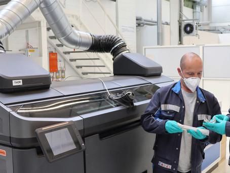 Volkswagen pretende imprimir até 100 mil peças de carro em 3D por ano