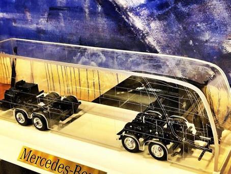 3DTEK inicia 2020 com Projeto para Mercedes Benz www.3dtek.com.br Projetos Especiais