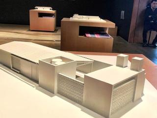 Premiação de Arquitetura Akzo Nobel instituto tomie ohtake - 3DTEK produzindo MAGNIFICAMENTE