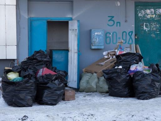 Российских младенцев освободят от платы за вызов мусора