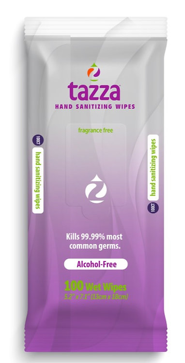 Hand Sanitizing Wipes (100 per pack)
