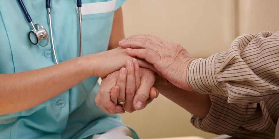 """Вебинар """"Психологический контакт между пациентом и медицинской сестрой"""""""