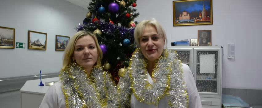 Новогодние поздравление