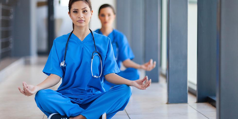 Вебинар «Как снизить уровень стресса у медицинских работников»