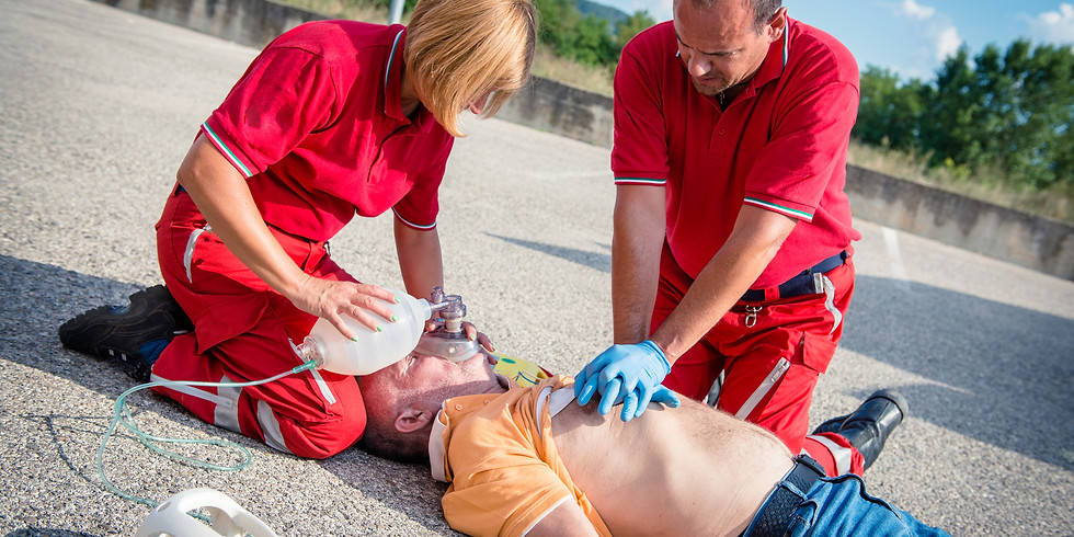 Мастер - класс «Оказание первой неотложной медицинской помощи»