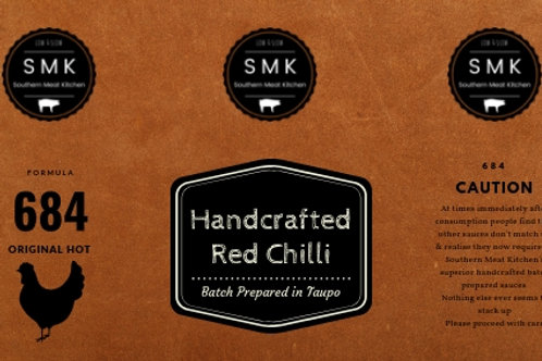 SMK Red Chilli 250ml Bottle