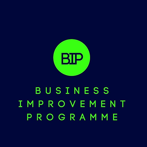 Business Improvment Program Course Fees