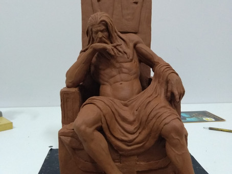 Inicie os seus estudos em escultura e modelagem