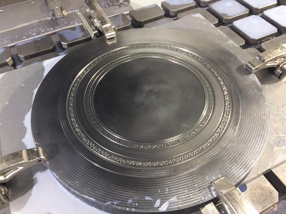 CNC graveren