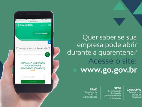 Acesse e conheça a Plataforma Goiás Digital