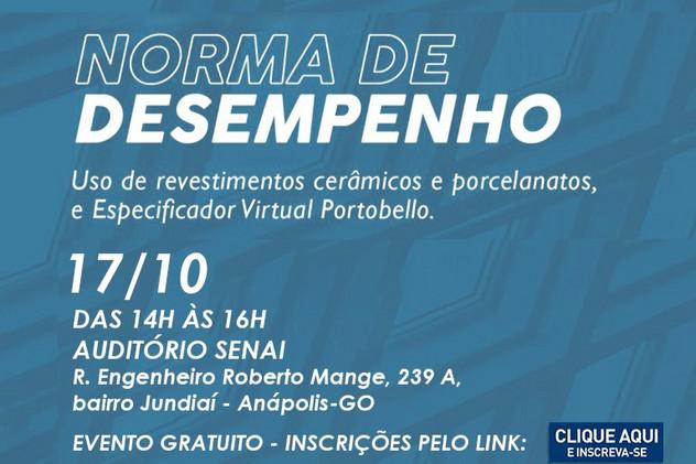 """""""NORMA DE DESEMPENHO (revestimento cerâmico)""""."""