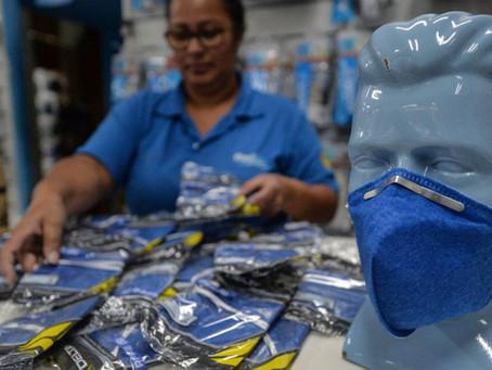Sancionada lei federal que proíbe exportação de produtos de combate ao coronavírus