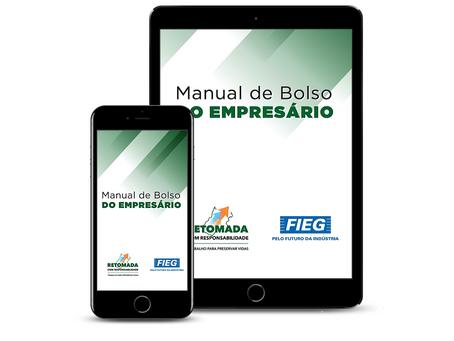 Manual de Bolso do Empresário Ed.01 disponível para download