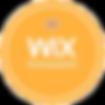 Selo Embaixador Wix