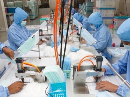 Conheça as Indústrias Goianas que estão fabricando EPI's e álcool gel para driblar a crise
