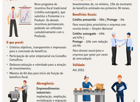 ProGoiás, aposta para melhoria do ambiente de negócios
