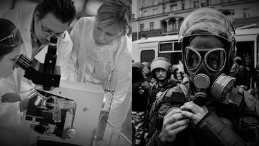 Учёных в России замещает жандармерия