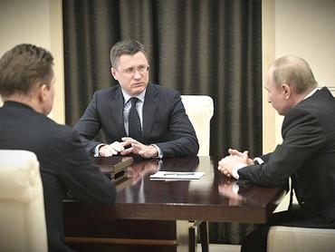 Стало понятно зачем повысили министра энергетики Новака