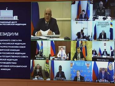 Экономические последствия режима самоизоляции в России катастрофичны