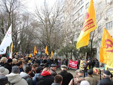 Ростовчане выступили против мусорной реформы