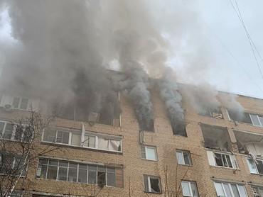 Взрыв бытового газа в 9-этажке в Химках унёс жизни взрослого и ребёнка, двое пострадали